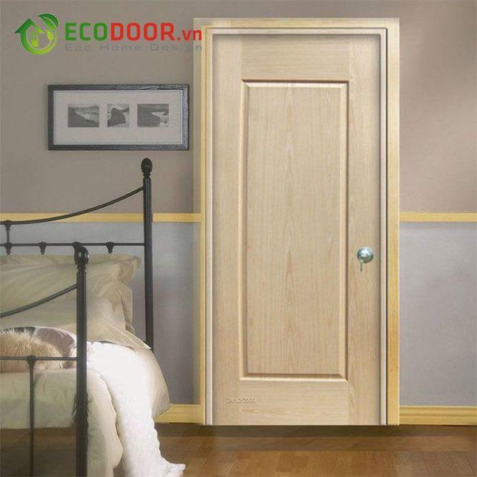 CỬCửa gỗ HDF VENEER 1B-OAK - 0933.707.707 -  0834.300.300