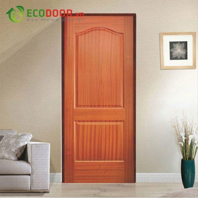 Cửa gỗ HDF VENEER 2A-SAPELE - 0933.707.707 -  0834.300.300