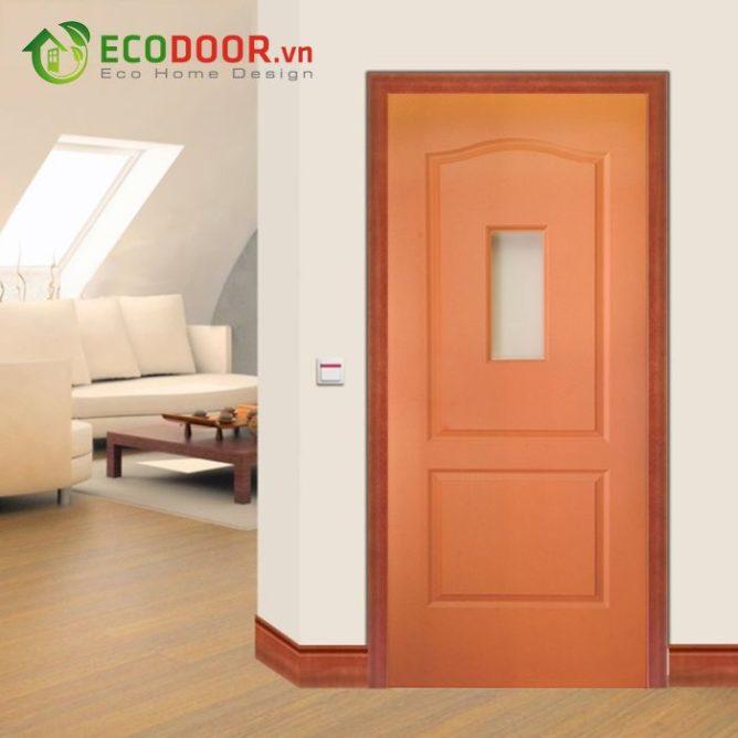 Cửa gỗ HDF FMD.2G1-C9 - 0933.707.707 -  0834.300.300