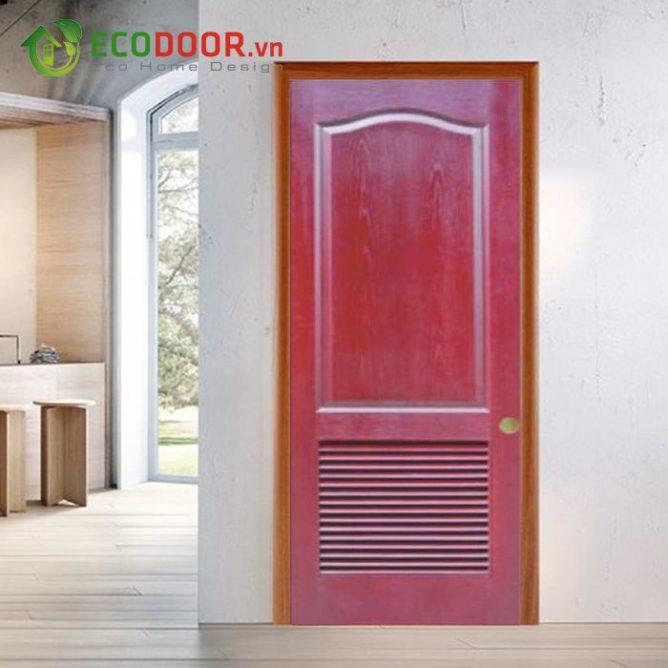 Cửa gỗ HDF FMD.2L-C12 - 0933.707.707 -  0834.300.300