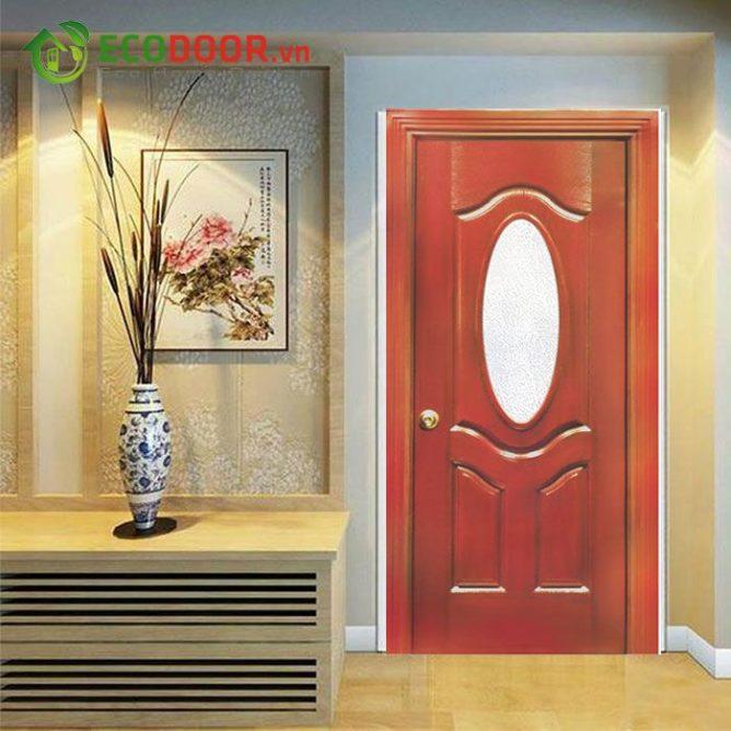 Cửa gỗ HDF VENEER 3G0 – XOAN ĐÀO 0933.707.707 -  0834.300.300