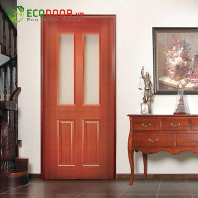 Cửa gỗ HDF VENEER 4G2 – CĂM XE - 0933.707.707 -  0834.300.300