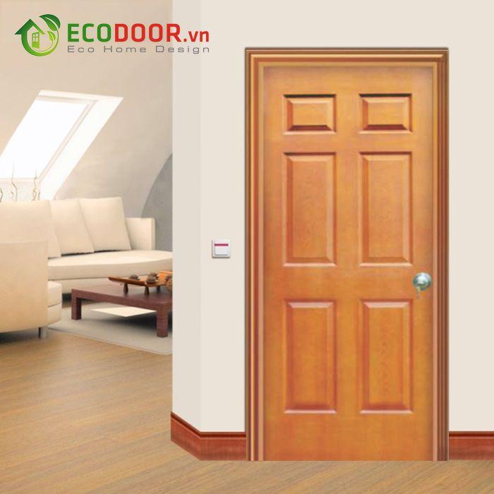 Cửa gỗ HDF FMD.6A-C9 - 0933.707.707 -  0834.300.300