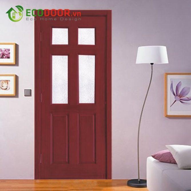 Cửa gỗ HDF FMD.6G4-C12 - 0933.707.707 -  0834.300.300