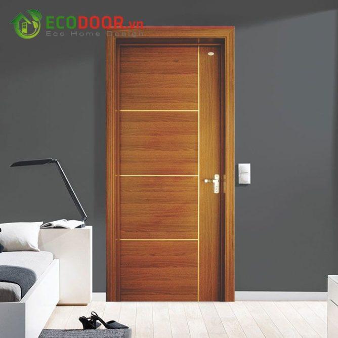Cửa gỗ MDF VENEER P1R4B - 0933.707.707 -  0834.300.300