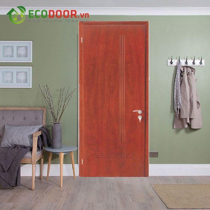 Cửa gỗ MDF VENEER P1R6 - 0933.707.707 -  0834.300.300
