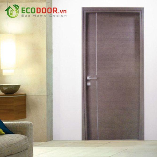 Cửa gỗ MDF LAMINATE M1R2A bền, đẹp, làm hài lòng khách hàng.