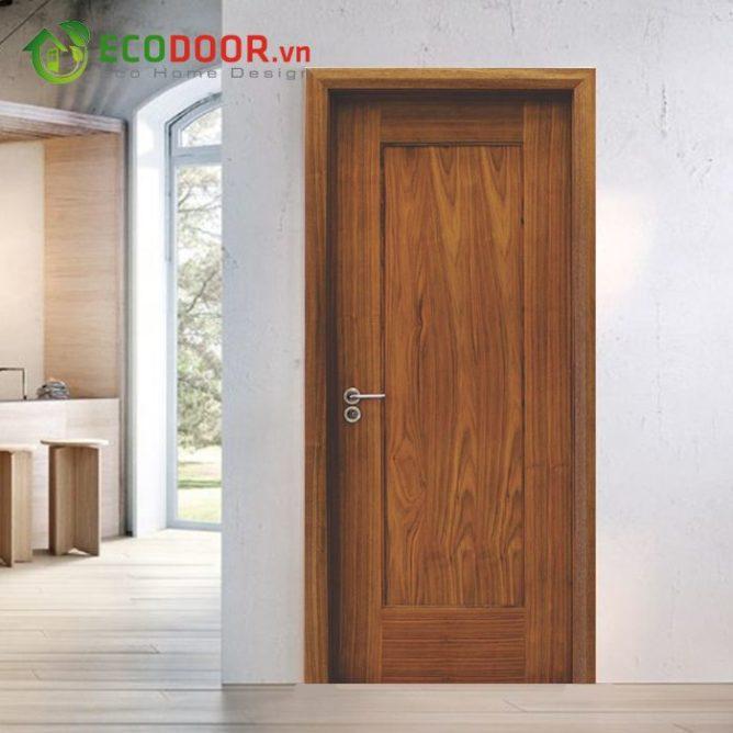 Cửa gỗ MDF LAMINATE M1R4 bền, đẹp, làm hài lòng khách hàng.