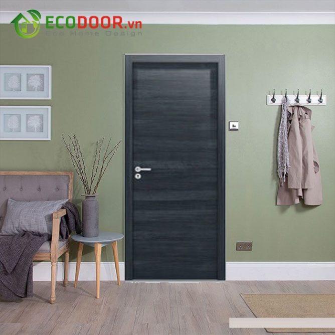 Cửa gỗ MDF MELAMINE M2N bền, đẹp, làm hài lòng khách hàng.