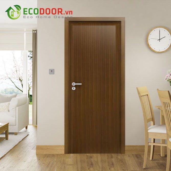 Cửa gỗ MDF MELAMINE M3 bền, đẹp, làm hài lòng khách hàng.