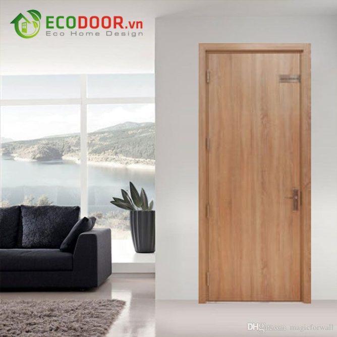 Cửa gỗ MDF MELAMINE M5 bền, đẹp, làm hài lòng khách hàng.