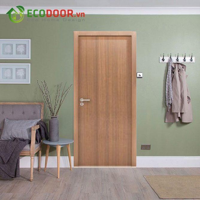 Cửa gỗ MDF MELAMINE M6 bền, đẹp, làm hài lòng khách hàng.