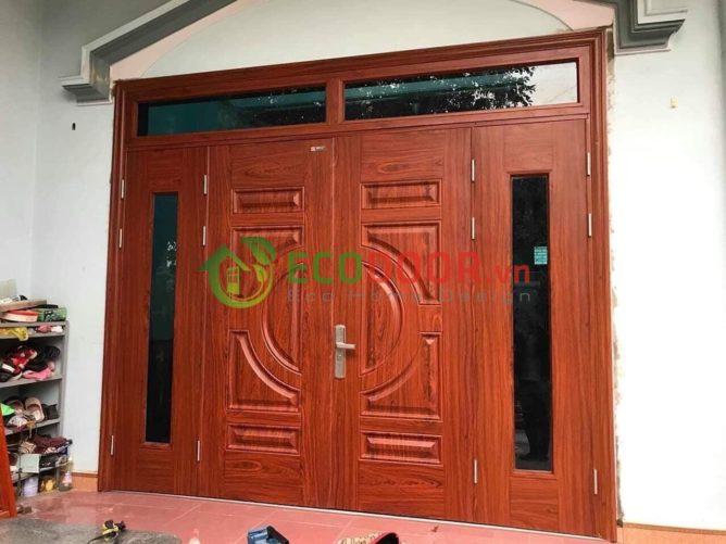 Thông tin về Cửa thép vân gỗ SGD 9