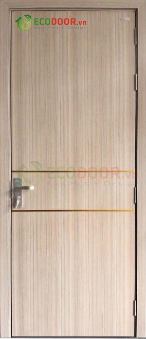 Cửa gỗ công nghiệp MDF.P2R-ASH NAU