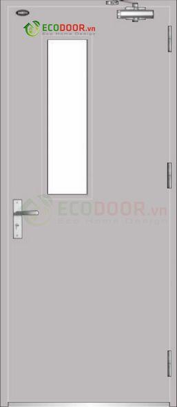 Cửa thép chống cháy TCC.P1G1-1-C4