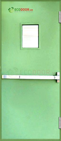 Cửa thép chống cháy TCC.P1G1b-2-C6