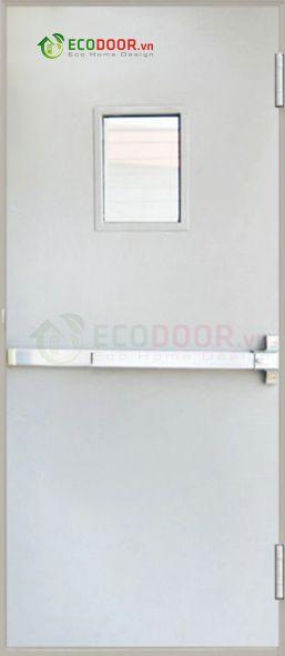Cửa thép chống cháy TCC.P1G1b-2