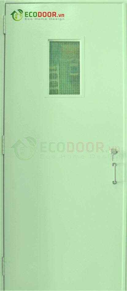Cửa thép chống cháy TCC.P1G1b.-1-C6