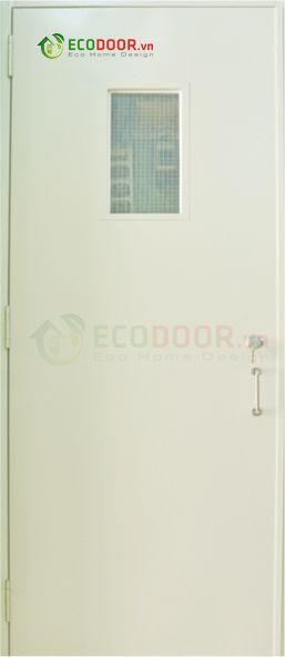 Cửa thép chống cháy TCC.P1G1b.-1