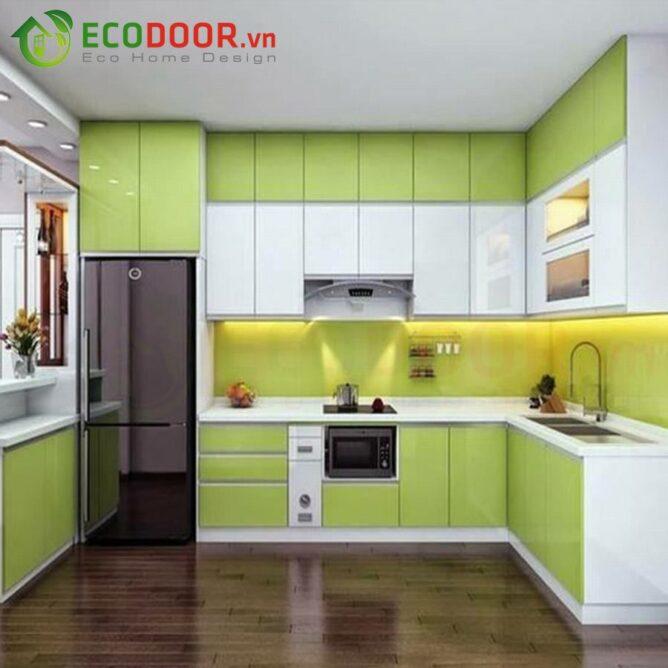Tủ bếp kệ bếp KP 21