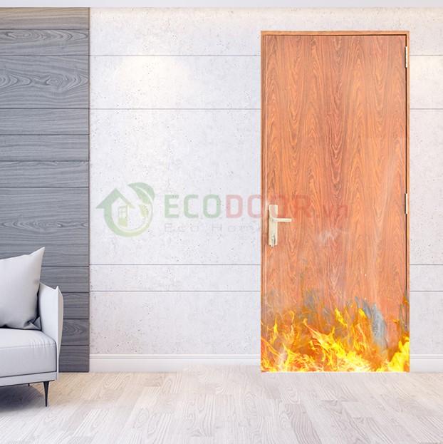 Ứng dụng của cửa thép chống cháy
