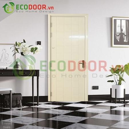 Ứng dụng cửa nhựa gỗ composite trong nội thất