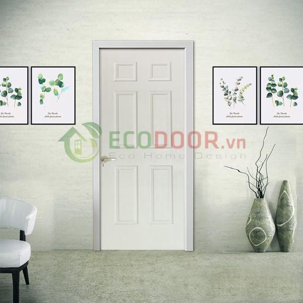 Ứng dụng đa dạng của cửa nhựa giả gỗ