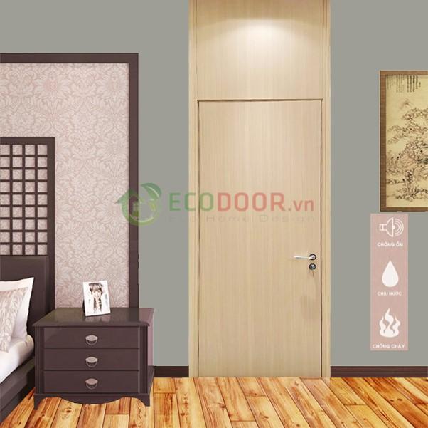 Ứng dụng cửa nhựa gỗ composite vào các công trình xây dựng
