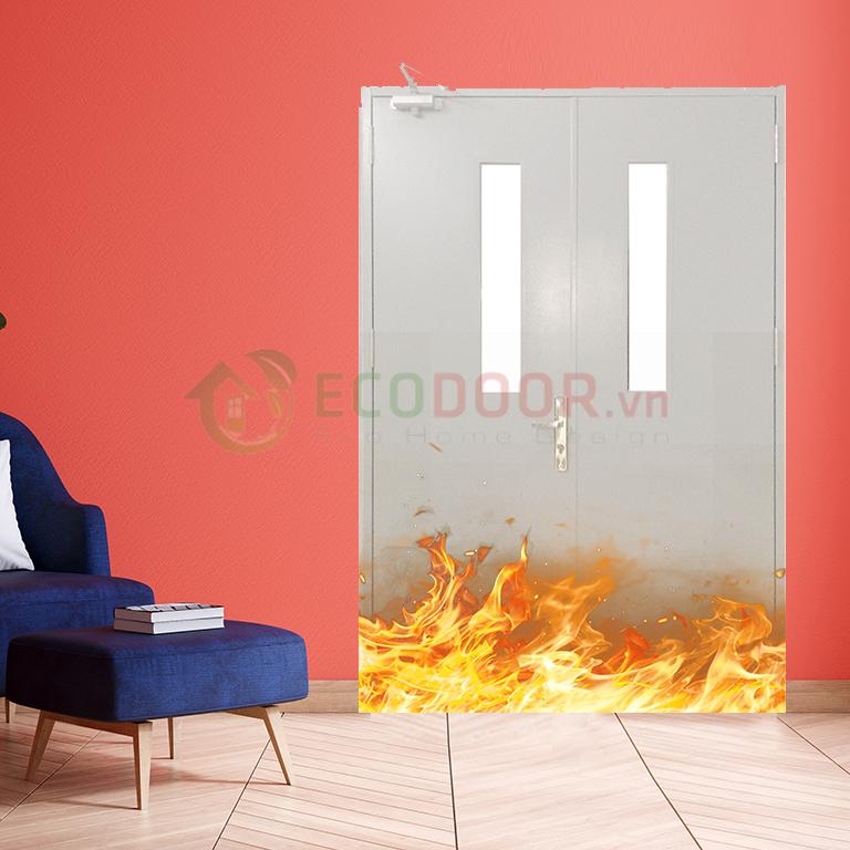 Cửa thép chống cháy là gì