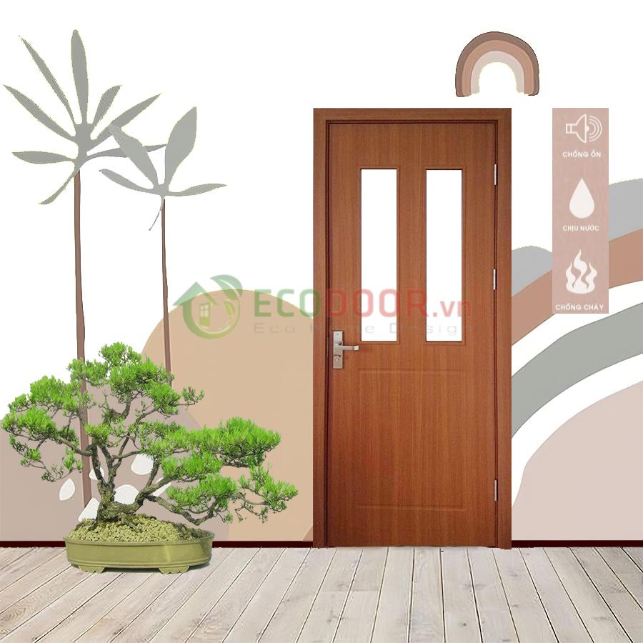 Phân loại cửa nhựa gỗ Composite