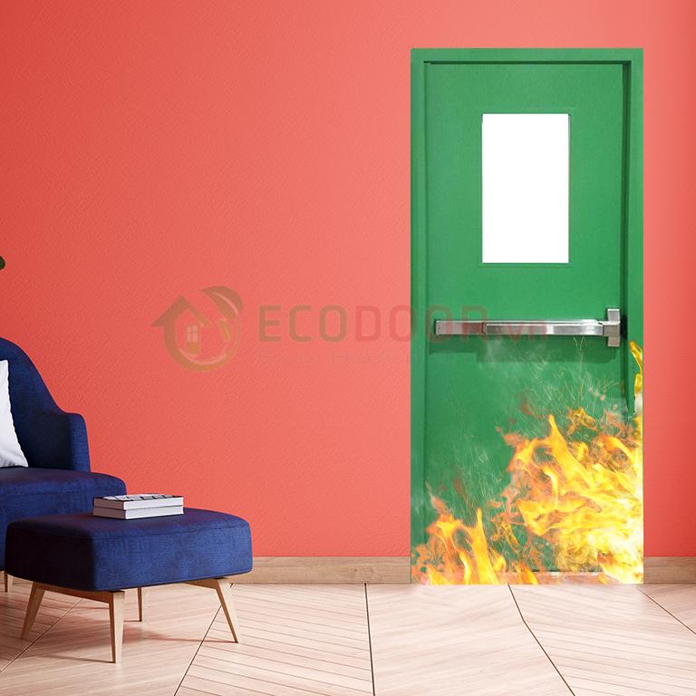 Phân loại cửa thép chống cháy